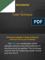 Fuller Approach