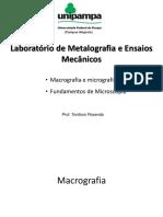 03 Macro Micrografia Microscopia