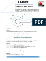 Practicas Nivel Basico Autocad