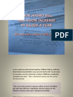 Your Hydro Bill