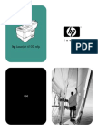 HP Laserjet 4100mfp User Guide