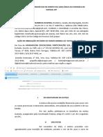 Ação de Obrigação de Fazer Cc Danos Morais Cc Tutela de Urgência...