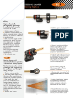 Matris Steering-damper SDR Scheda-tecnica