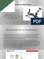 Direccion Electrohidraulica