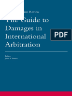 THE GUIDE TO DAMAGES IN INTERNATIONAL ARBITRATION.pdf