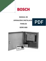 Bosch D7212G Instalacion