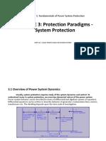 Mod 1 Lec 3 - Protection Paradigms System