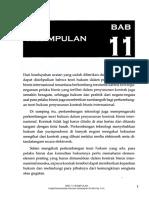 11 Bab 11 Kesimpulan