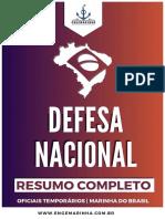[Resumo] Defesa Nacional _ Engemarinha