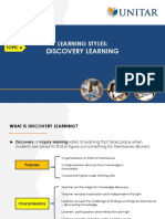 Topic 6 LEARNING STYLES_Discovery Learning