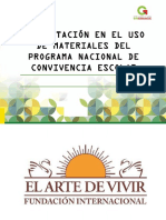 PNCE datos relevantes