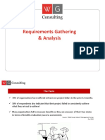 1 Requirement Gathering and Analysis(1,2,3)