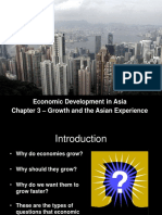 Chapter 3 Growth and the Aian Eperience 2019 2020