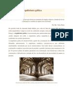 Inovação Da Arquitetura Gótica