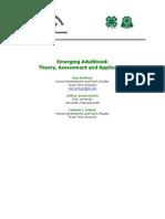 2007 Emerging Adulthood