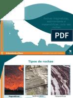 Rochas Magmáticas, Sedimentares e Metamórficas_ Génese e Constituição_7ano