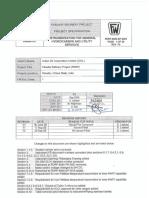 Design Standards Basis