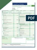 Forvm Plantilla Formulario 210 Declaración Renta PN – Empleados. (2)
