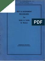 Boonton Manual 160A 260A