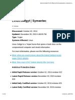 Linux.Gafgyt | Symantec