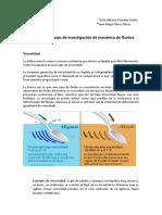 investigacion de mecanica de fluidos