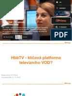 3 HbbTV 2019 Innovationday v3 - Daniel Grunt