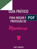 Como Iniciar Na Profissão de Manicure