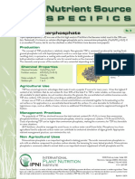 NSS-14 Triple Superphosphate