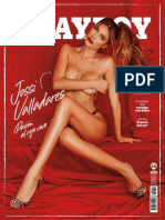 Playboy Méjico Noviembre