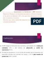 DRP en La Industrial