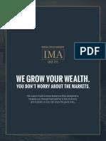 IMA Brochure
