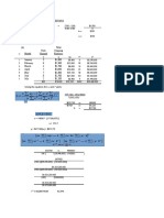 Cost Estimation Tutorial Solution