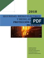 Protección Contra INCENDIOS 2018 ACT