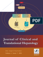 Journal of Clinical and Translational Hepatology