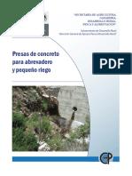 Presas de concreto para abrevaderos.pdf