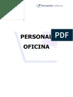 002. Formacion Personal de Oficina
