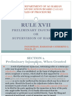 Rule-XVII
