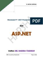 ASP.net Material