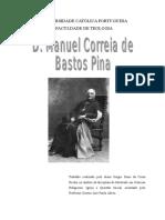 D. Manuel Bastos Pina