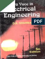 Viva voce in Electrical Engineering.pdf