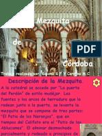 La Mezquita de Cordoba Salo Caro