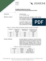 Certificado Idiem RE-500