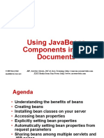 Javabeans Components in Jsp Pages