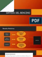 SINTESIS DE BENCENOW