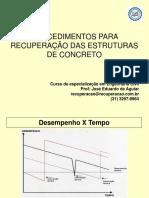 UFMG.0307 - Procedimentos Para Recuperação Das Estruturas de Concreto