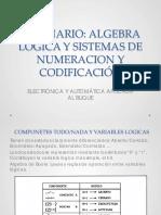 Eac Seminario Algebra Logica y Sistemas de Numeracion
