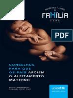 Cartilha UNICEF Amamentacao