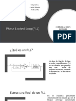PLL(Phase Locked Loop)