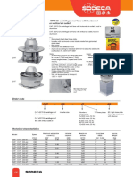 Ventilator Rezistent La Foc Tip Turela CHT