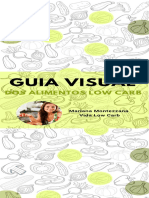 Guia visual low carb